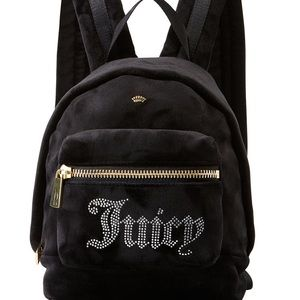 Authentic Juicy Couture backpack NWT